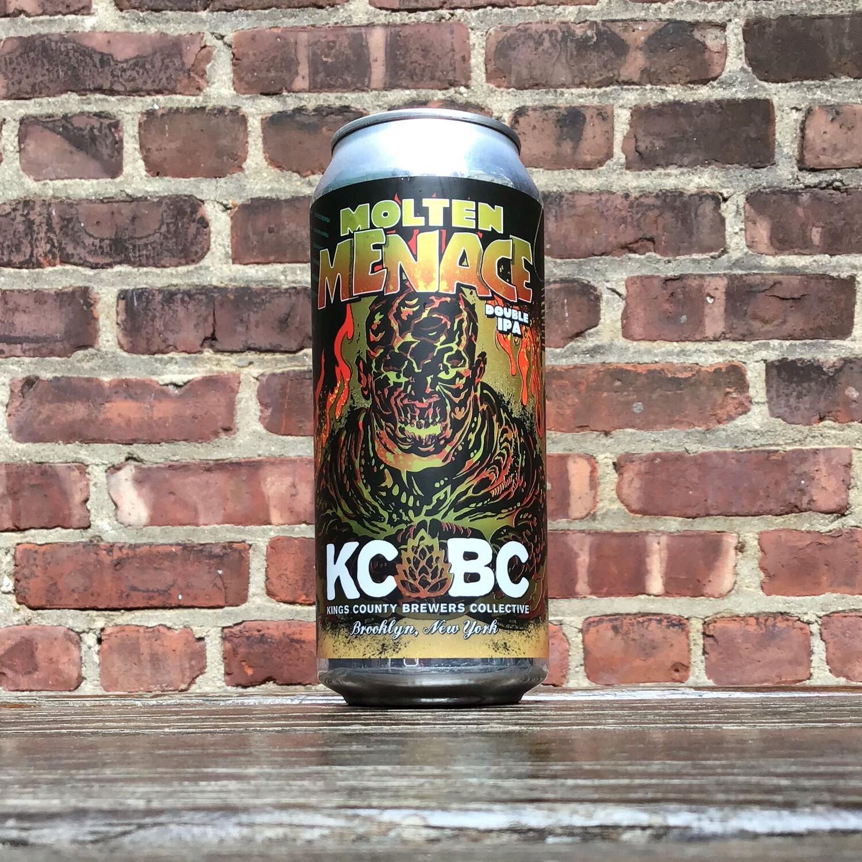 KCBC Molten Menace