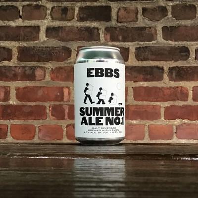 Ebbs Summer Ale No 1