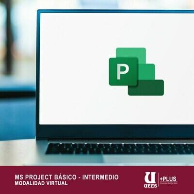 GESTIÓN DE PROYECTOS CON MICROSOFT PROJECT                 BÁSICO E INTERMEDIO