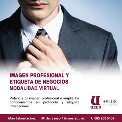 Imagen Profesional y Etiqueta en los Negocios