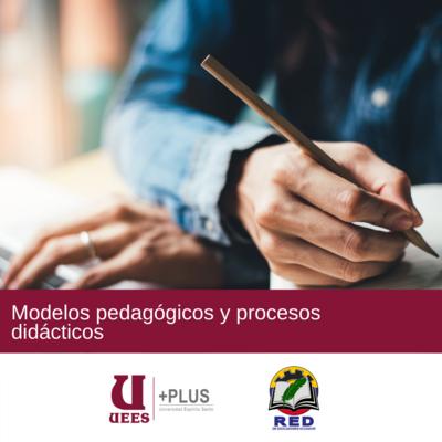 Modelos pedagógicos y procesos didácticos