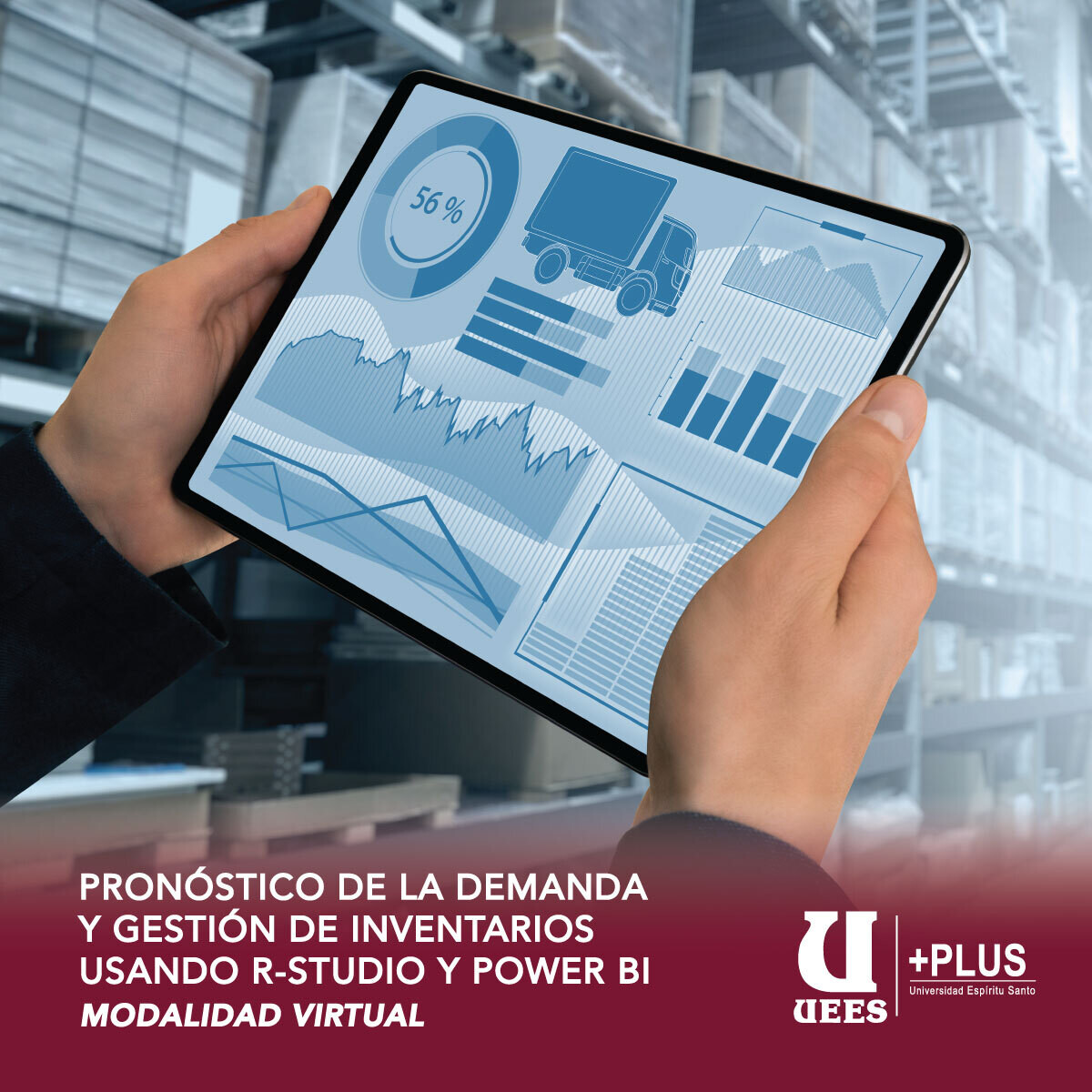 Pronóstico de la Demanda y Gestión de Inventarios usando R-Studio y Power BI