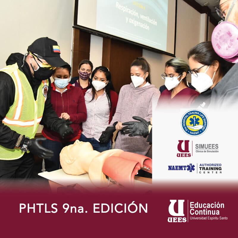 PHTLS 9na Edición