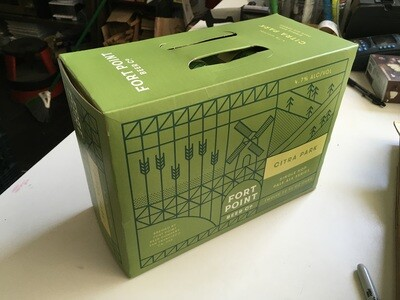 Beer / 12 pack / Fort Point Citra Park 12pk