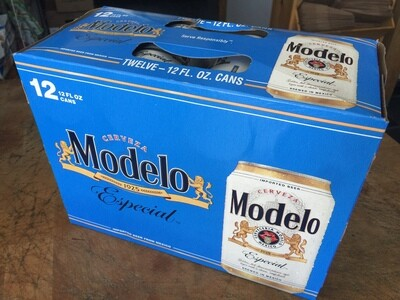 Beer / 12 Pack / Modelo Can 12 pk