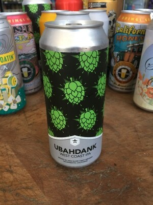 Beer / 16 oz  / New Glory Ubahdank IPA, 16 oz