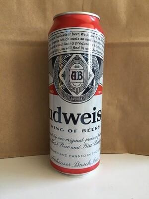 Beer / 24 oz / Bud 25 oz