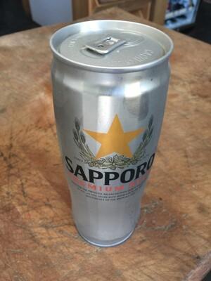 Beer / 24 oz / Sapporo Premium 22 oz
