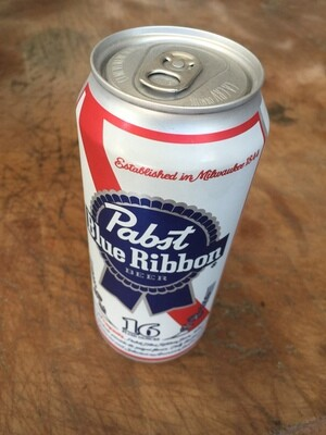 Beer / 24 oz / Pabst Blue Ribbon 24oz