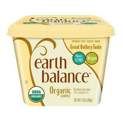 Dairy / Butter / Earth Balance Organic Whipped 13oz