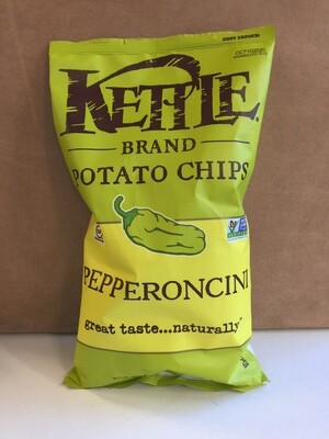 Chips / Big Bag / Kettle Chips Pepperoncini 5 oz.