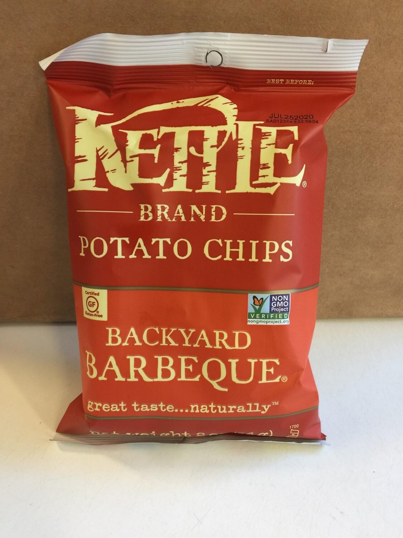 Chips / Small Bag / Kettle Chips Backyard BBQ 2 oz