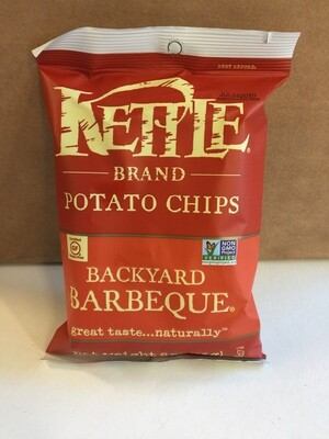 Chips / Small Bag / Kettle Chips Backyard BBQ 2 oz