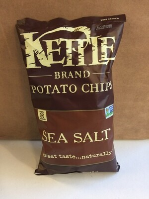 Chips / Big Bag / Kettle Chips Sea Salt 5 oz