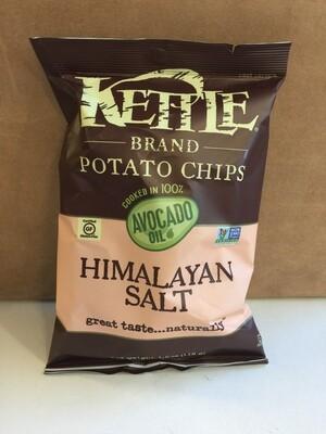 Chips / Big Bag / Kettle Chips Avocado Oil Himalayan Salt 4.2 oz