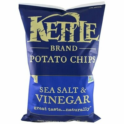 Chips / Big Bag / Kettle Chips Salt/Vinegar, 13 oz.