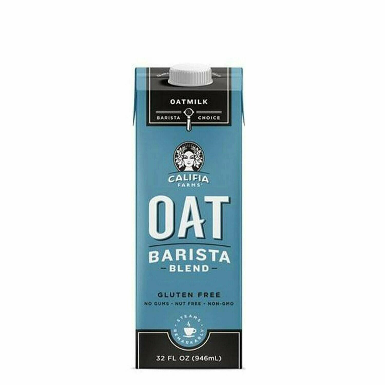 Dairy / Milk Substitute / Califia Barista Blend Oat Milk, 32 oz
