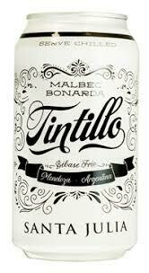 Wine / Red / Santa Julia Malbec Bonarda Tintillo Can