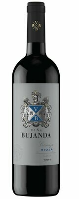 Wine / Red / Bujanda Crianza Rioja