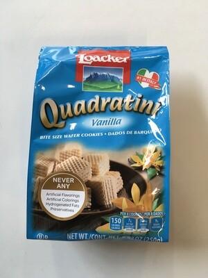 Cookies / Big Bag / Quadratini Vanilla