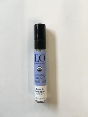 Health and Beauty / Hand Sanitizer / EO Hand Sanitizer, Lavender .33 oz