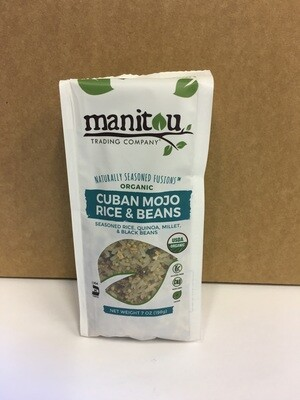 Grocery / Rice / Manitou Cuban Mojo Rice/Beans