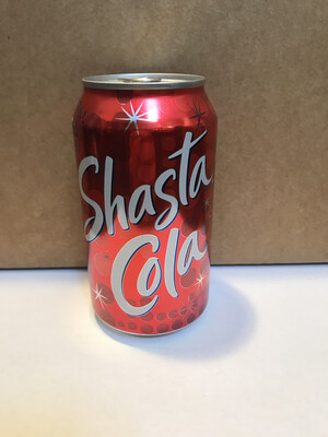 Beverage / Soda / Shasta Cola