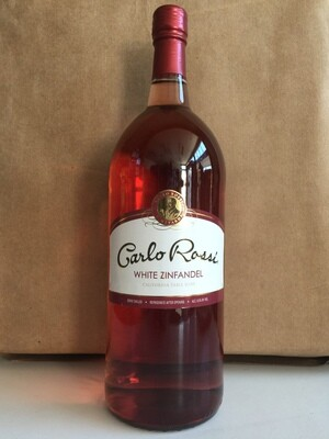 Wine / Rose / Carlo Rossi White Zinfandel