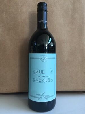 Wine / Red / Azul y Garanza Tempranillo