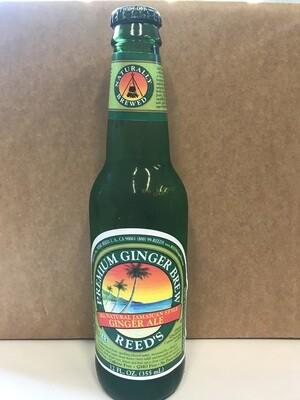 Beverage / Soda / Reed's Premium Ginger Ale, 12 oz