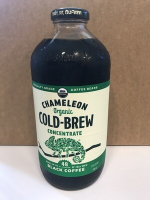 Beverage / Coffee & Tea / Chameleon Organic Cold Brew Concentrate, 32 oz.