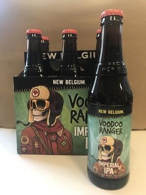 Beer / 6 Pack / New Belgium Voodoo Ranger Imperial, 6pk