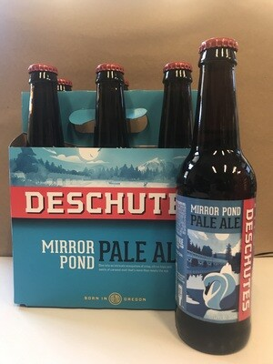 Beer / 6 Pack / Deschutes Mirror Pond 6pk