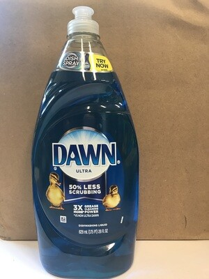 Household / Cleaners / Dawn Ultra Dish Soap, 28 fl oz