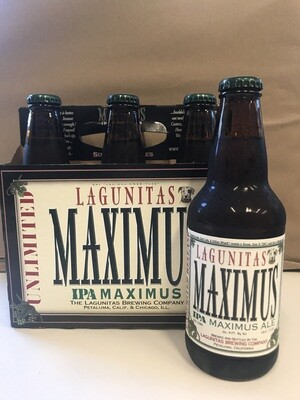 Beer / 6 Pack / Lagunitas Maximus 6-pack