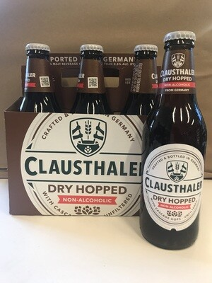 Beer / 6 Pack / Clausthaler Dry-Hopped  (NA) 6-Pack