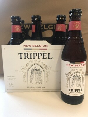 Beer / 6 Pack / New Belgium Trippel 6pk