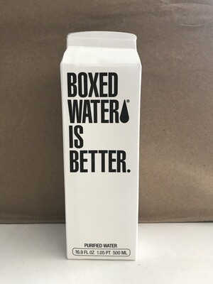 Beverage / Water / Boxed Water is Better, 500 ml
