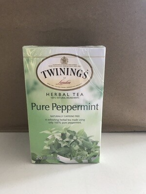 Grocery / Tea / Twinings Pure Peppermint Tea
