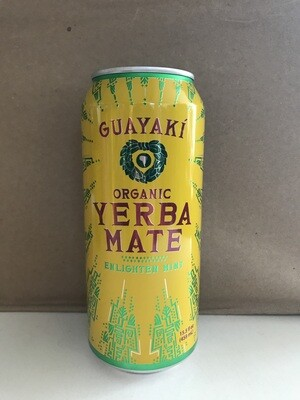 Beverage / Tea / Guayaki Enlighten Mint