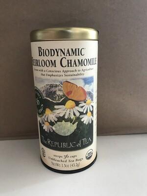 Grocery / Tea / Heirloom Chamomile Biodynamic Tea (36 Tea Bags)