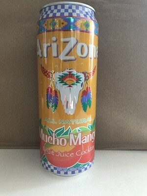Beverage / tea / Arizona Mucho Mango
