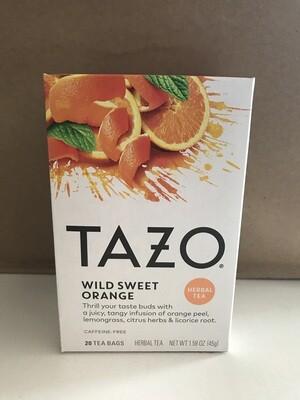 Grocery / Tea / Tazo Sweet Orange