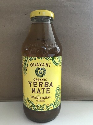 Beverage / Tea / Guayaki Traditional Terere