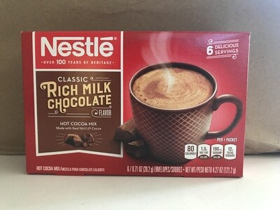 Grocery / Baking / Nestle Hot Chocolate