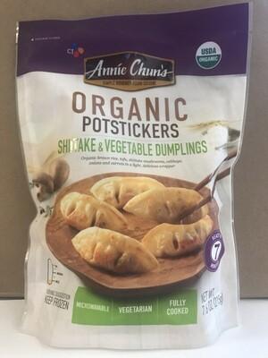 Frozen / Entree / Annie Chun's Vegetable Potstickers