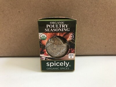 Grocery / Spice / Spicely Poultry Seasoning