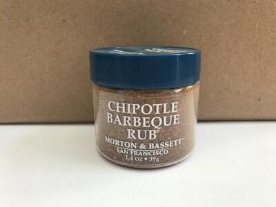 Grocery / Spice / Morton & Bassett Chipotle Bbq Rub, 1.4 oz