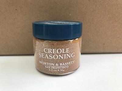 Grocery / Spice / Morton & Bassett Creole Seasoning, 1.3 oz