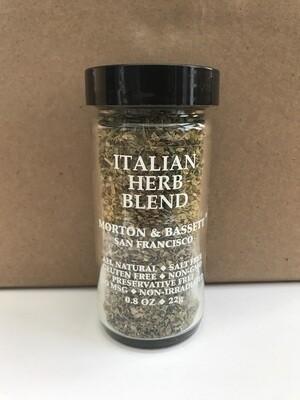 Grocery / Spice / Morton & Bassett Italian Herb Blend, 0.8 oz